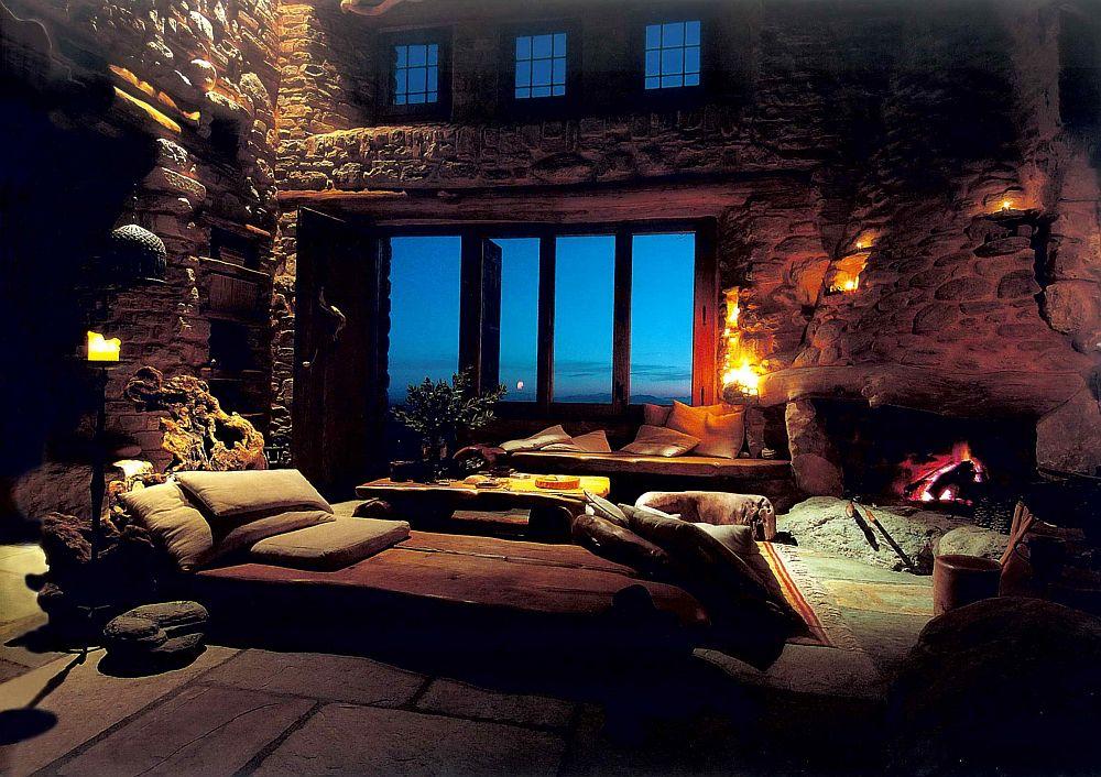 adelaparvu.com despre casa rustica din piatra, casa Grecia, casa de vacanta rustica, design Philippitzis & Associates (18)