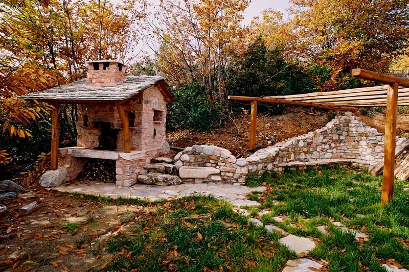adelaparvu.com despre casa rustica din piatra, casa Grecia, casa de vacanta rustica, design Philippitzis & Associates (3)