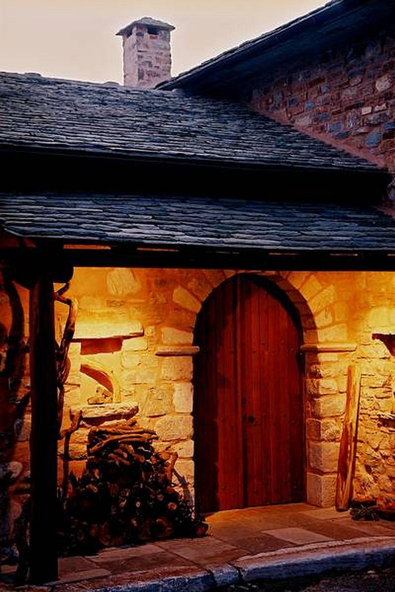 adelaparvu.com despre casa rustica din piatra, casa Grecia, casa de vacanta rustica, design Philippitzis & Associates (4)