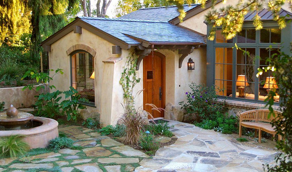 Adelaparvu.com despre casa rustica eleganta rustic romantic casa sua santa barbara design tom meaney 1