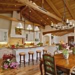 adelaparvu.com despre casa rustica eleganta, rustic romantic, casa SUA, Santa Barbara, design Tom Meaney