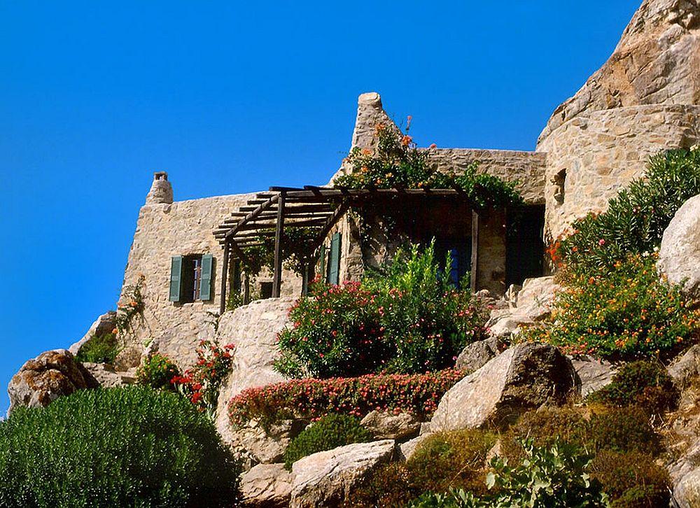 adelaparvu.com despre casa sapta in stanca, casa in Grecia, Mykonos, designer interior Deborah French (2)