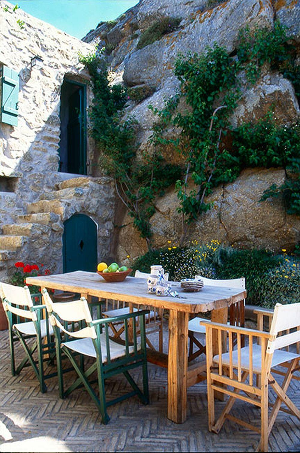 adelaparvu.com despre casa sapta in stanca, casa in Grecia, Mykonos, designer interior Deborah French (9)