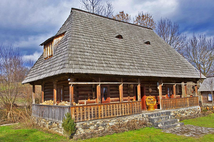 adelaparvu.com despre casa traditionala Maramures, satul Hoteni, Pensiune Marioara satul Breb, Foto Motica (7)