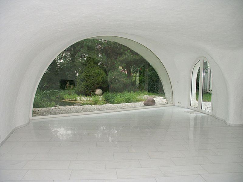 adelaparvu.com despre case organice sub pamant, casa Buehler, arhitect Peter Vetsch (4)