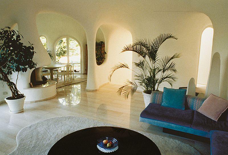 adelaparvu.com despre case organice sub pamant, casa Hotz, arhitect Peter Vetsch (2)