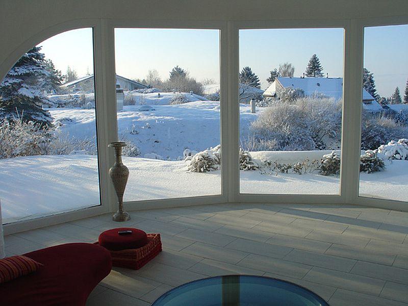 adelaparvu.com despre case organice sub pamant, casa Leuzinger, arhitect Peter Vetsch (3)