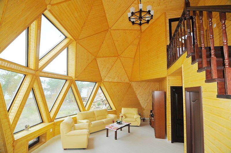 adelaparvu.com despre case tip domuri geodezice, casa dom geodezic, design ing. Alexandru Dinulescu (12)