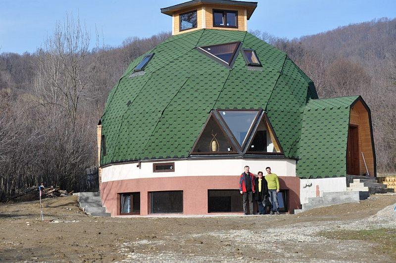 adelaparvu.com despre case tip domuri geodezice, casa dom geodezic, design ing. Alexandru Dinulescu (13)