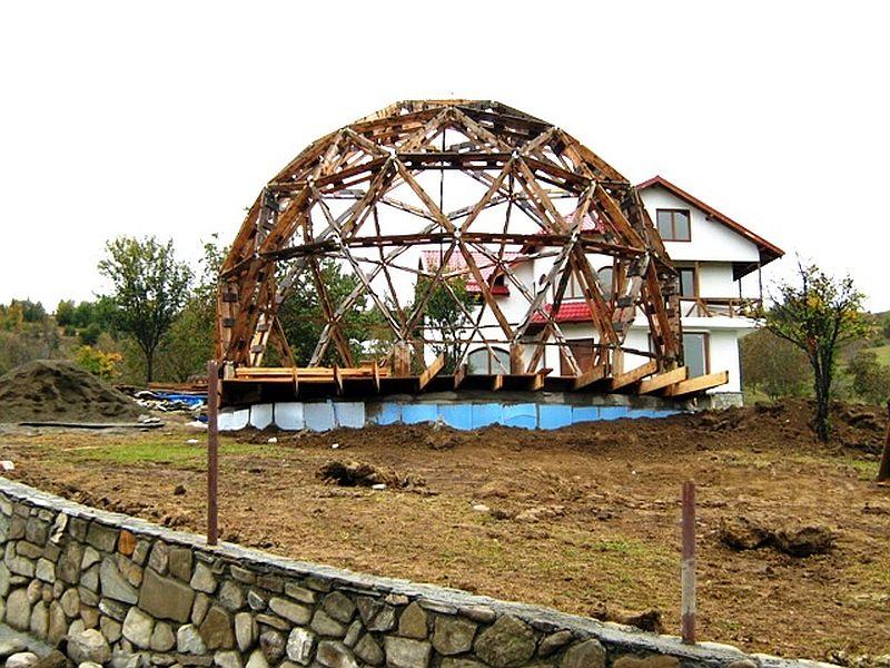 adelaparvu.com despre case tip domuri geodezice, casa dom geodezic, design ing. Alexandru Dinulescu (22)