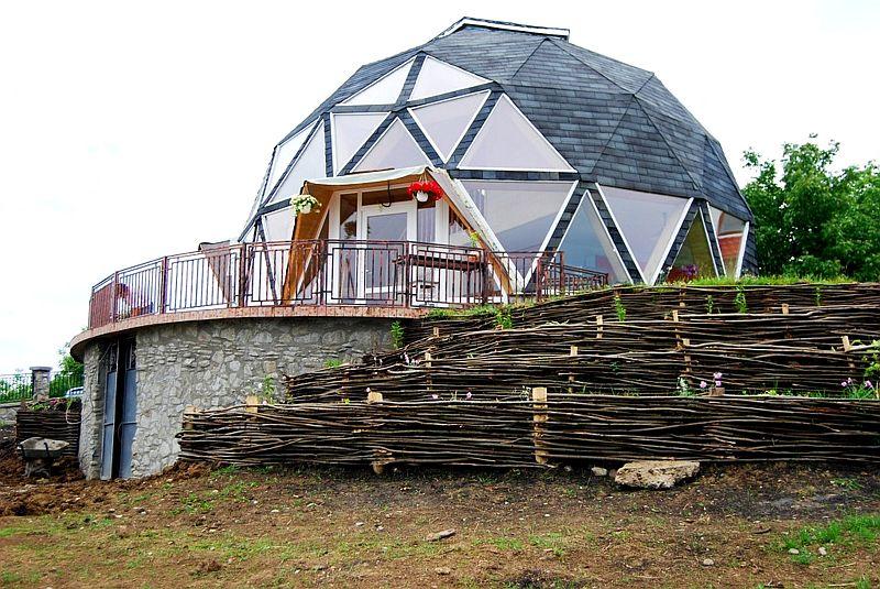 adelaparvu.com despre case tip domuri geodezice, casa dom geodezic, design ing. Alexandru Dinulescu (23)