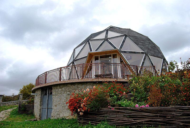 adelaparvu.com despre case tip domuri geodezice, casa dom geodezic, design ing. Alexandru Dinulescu (25)