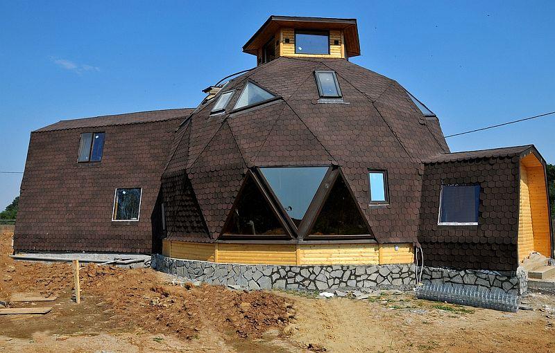 adelaparvu.com despre case tip domuri geodezice, casa dom geodezic, design ing. Alexandru Dinulescu (31)