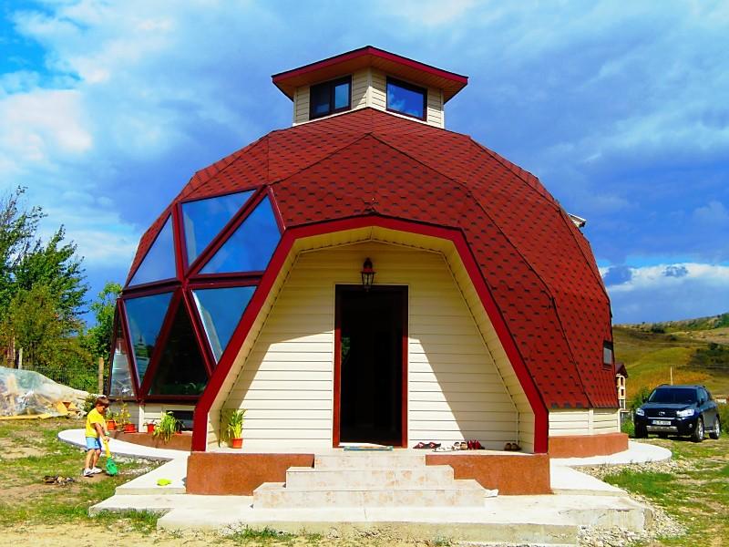 adelaparvu.com despre case tip domuri geodezice, casa dom geodezic, design ing. Alexandru Dinulescu (39)