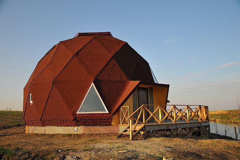 adelaparvu.com despre case tip domuri geodezice, casa dom geodezic, design ing. Alexandru Dinulescu (42)