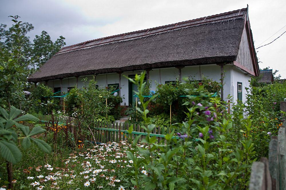 adelaparvu.com despre case traditionale in Delta Dunarii, Pensiunea Tony, Sfantu Gheorghe, Delta Dunarii (1)