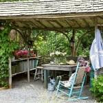 adelaparvu.com despre chiosc rustic de gradina, Foto Robin Stubbert Gap Interiors (2)