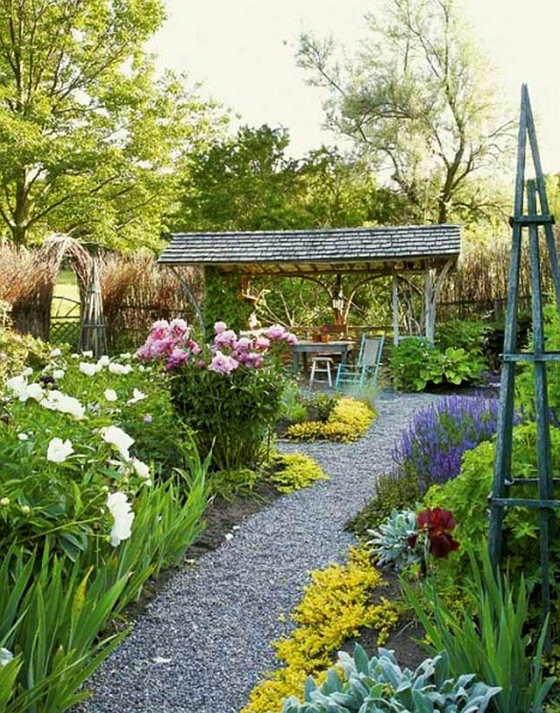 adelaparvu.com despre chiosc rustic de gradina, Foto Robin Stubbert Gap Interiors (3)