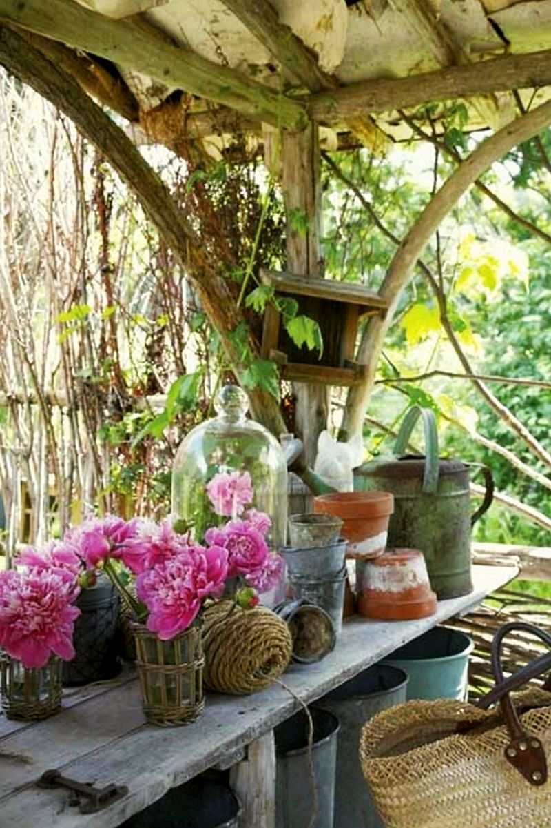 adelaparvu.com despre chiosc rustic de gradina, Foto Robin Stubbert Gap Interiors (4)