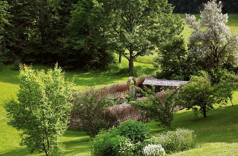 adelaparvu.com despre chiosc rustic de gradina, Foto Robin Stubbert Gap Interiors (7)