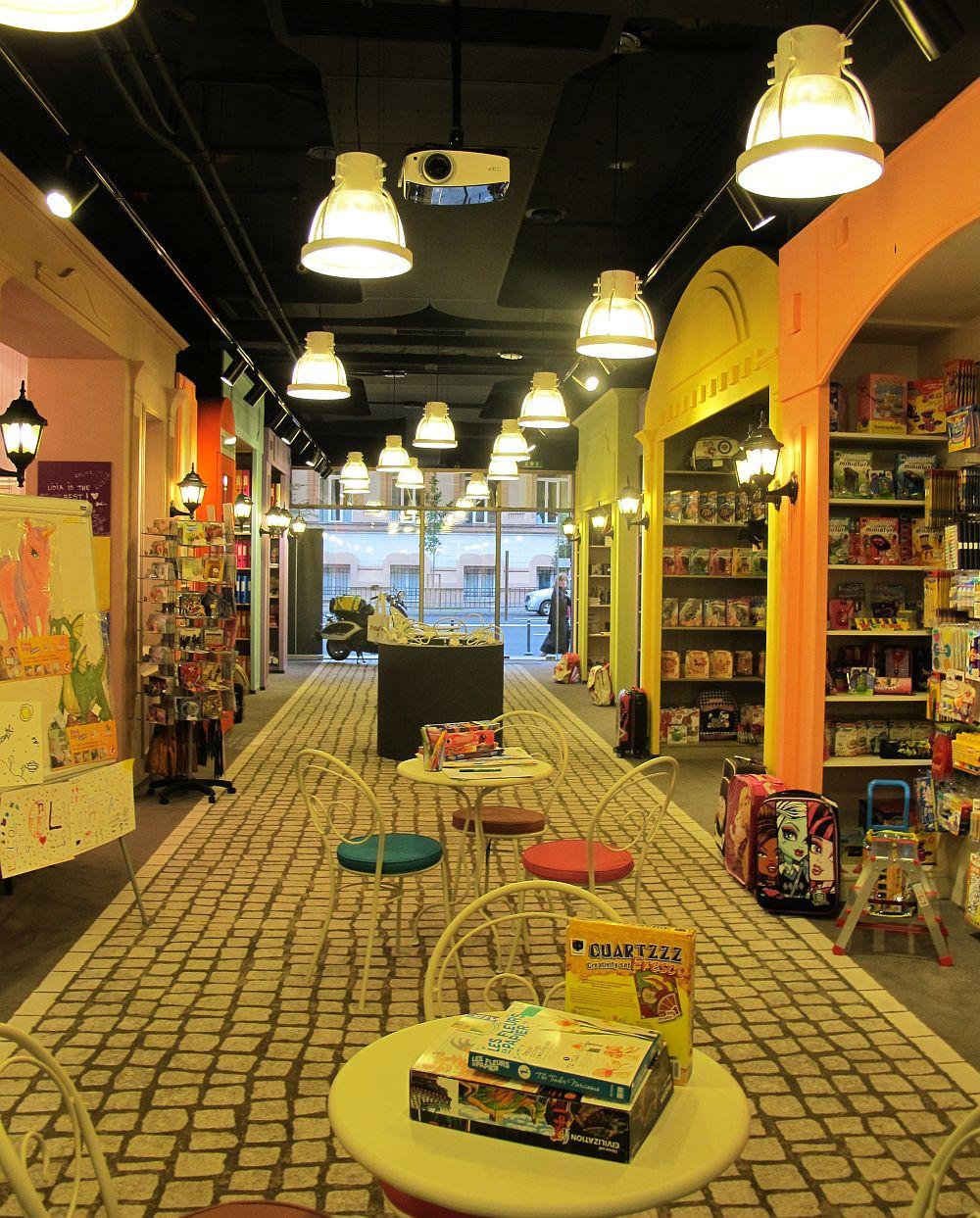 adelaparvu.com despre concept store papetarie Lolol, Dacris, design interior Prographic Studio Bucuresti (15)