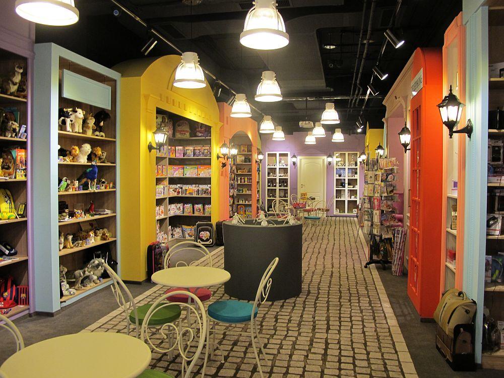adelaparvu.com despre concept store papetarie Lolol, Dacris, design interior Prographic Studio Bucuresti (19)