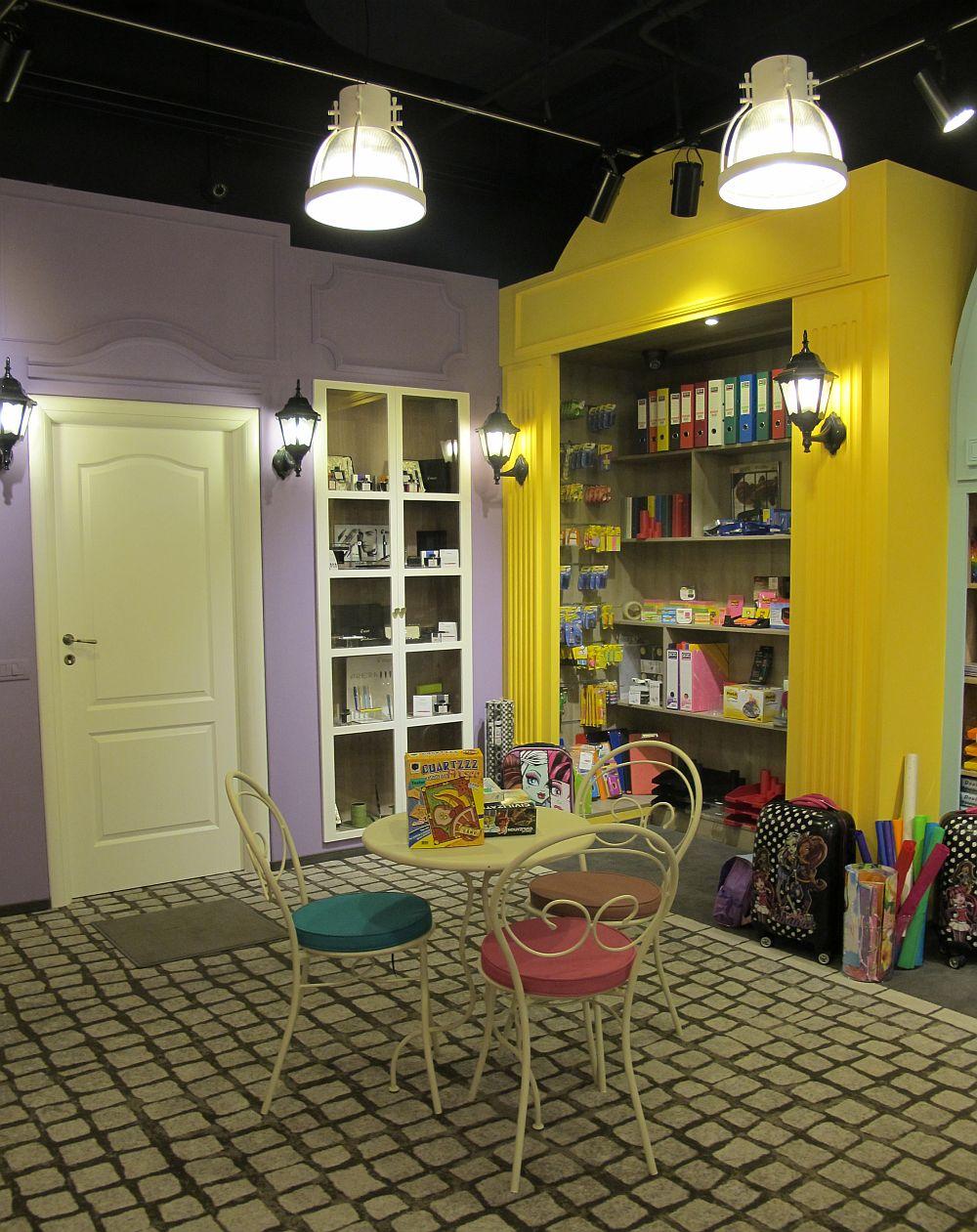 adelaparvu.com despre concept store papetarie Lolol, Dacris, design interior Prographic Studio Bucuresti (3)