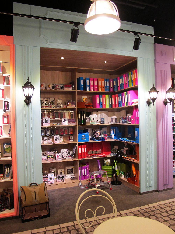 adelaparvu.com despre concept store papetarie Lolol, Dacris, design interior Prographic Studio Bucuresti (5)