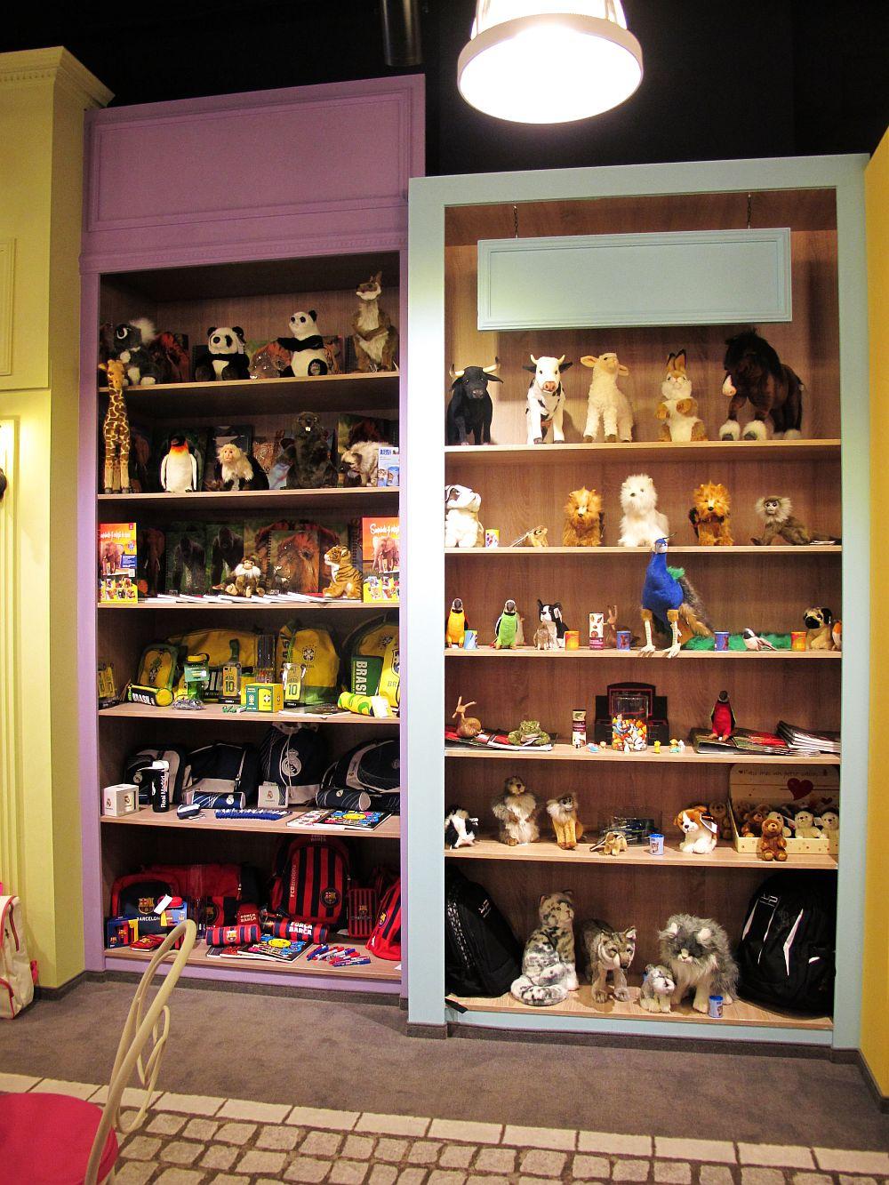 adelaparvu.com despre concept store papetarie Lolol, Dacris, design interior Prographic Studio Bucuresti (7)