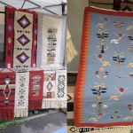 adelaparvu.com despre covoare lana traditionale moldovenesti, mester popular Maria Mihalachi, Baltatesti, judetul Neamt, Romania (1)