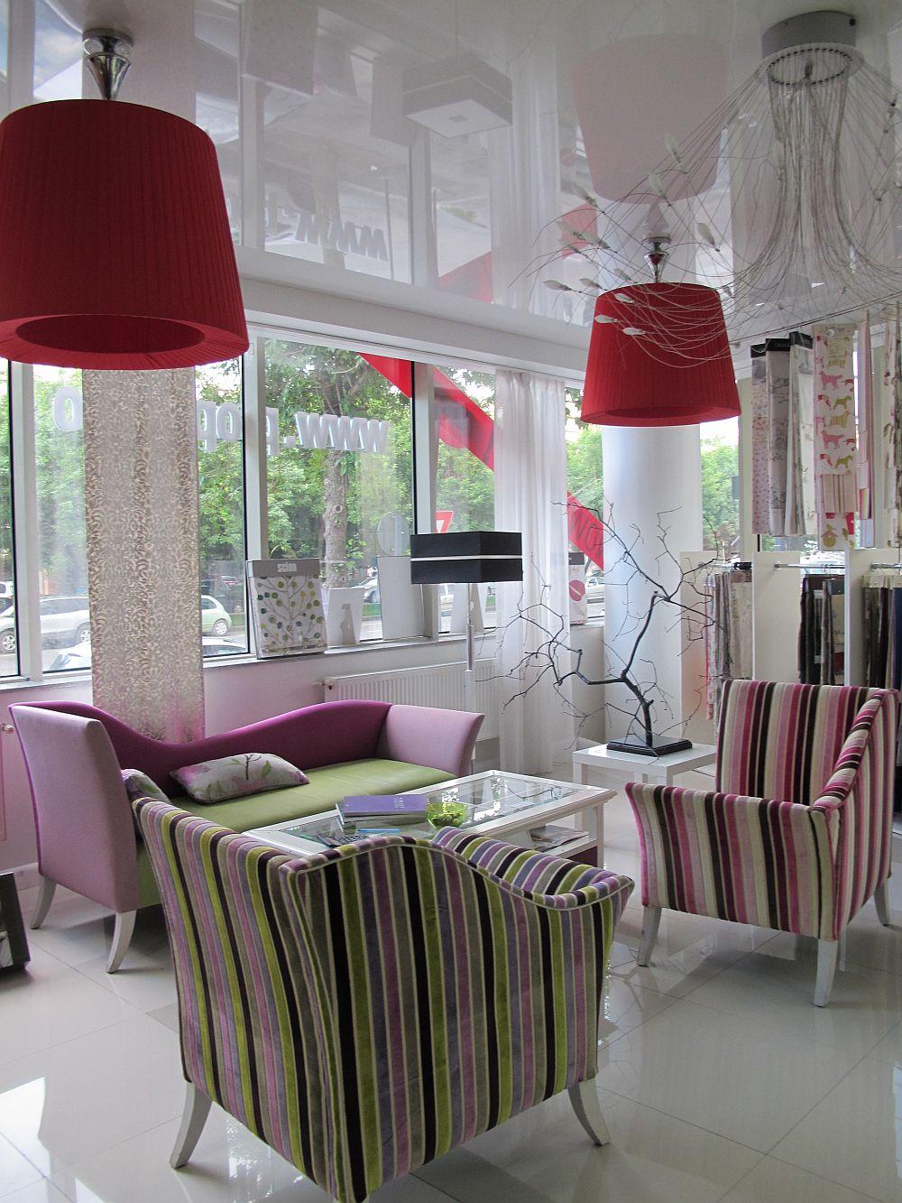 adelaparvu.com despre decoratiuni ProPlus, tapete, perdele, draperii, corpuri iluminat, oglinzi, mobila, parchet (1)