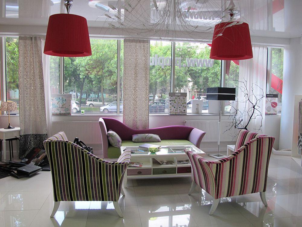 adelaparvu.com despre decoratiuni ProPlus, tapete, perdele, draperii, corpuri iluminat, oglinzi, mobila, parchet (9)