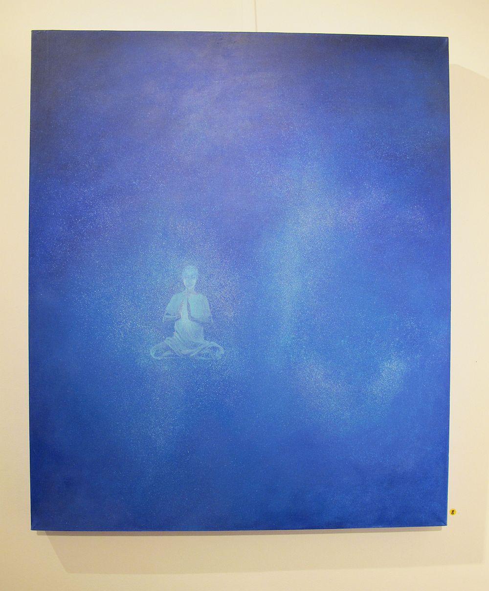 adelaparvu.com despre expozitia Senzorialitatea tacerii, artist Isabela Iorga, galeria Art Yourself Bucuresti (9)