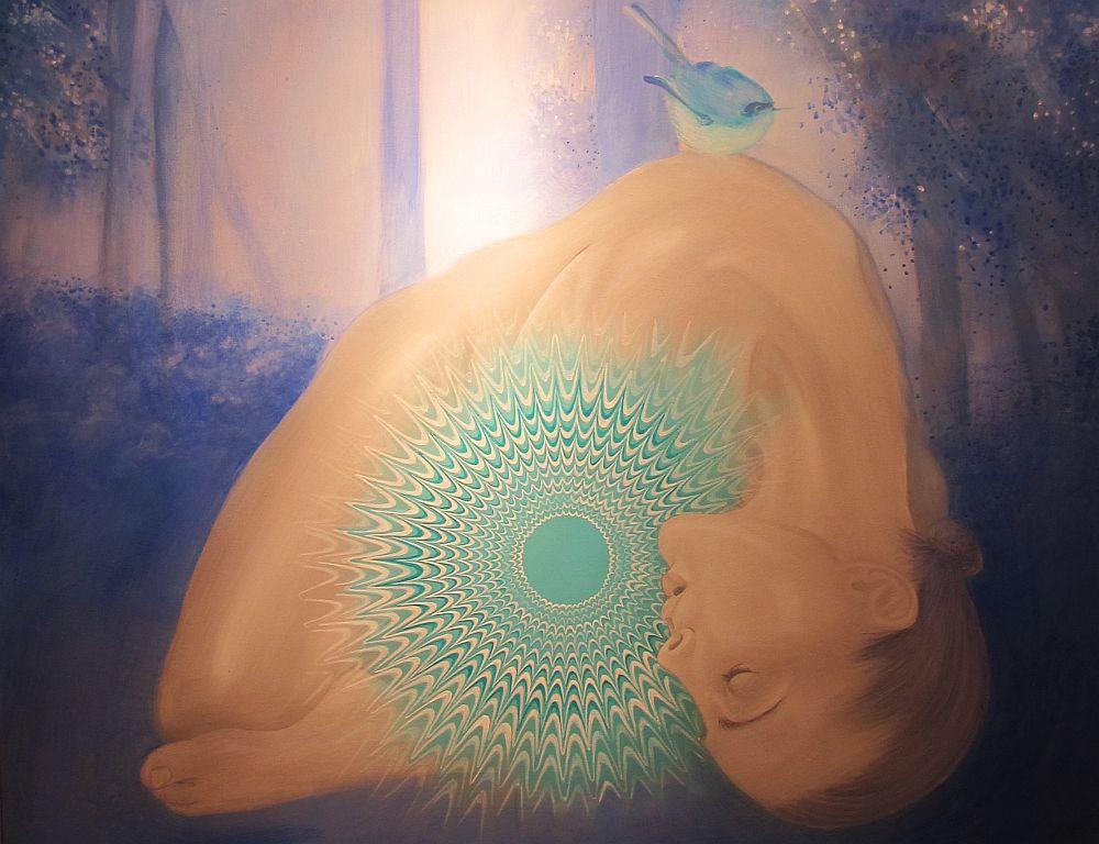 adelaparvu.com despre expozitia Senzorialitatea tacerii, artist Isabela Iorga, galeria Art Yourself Bucuresti