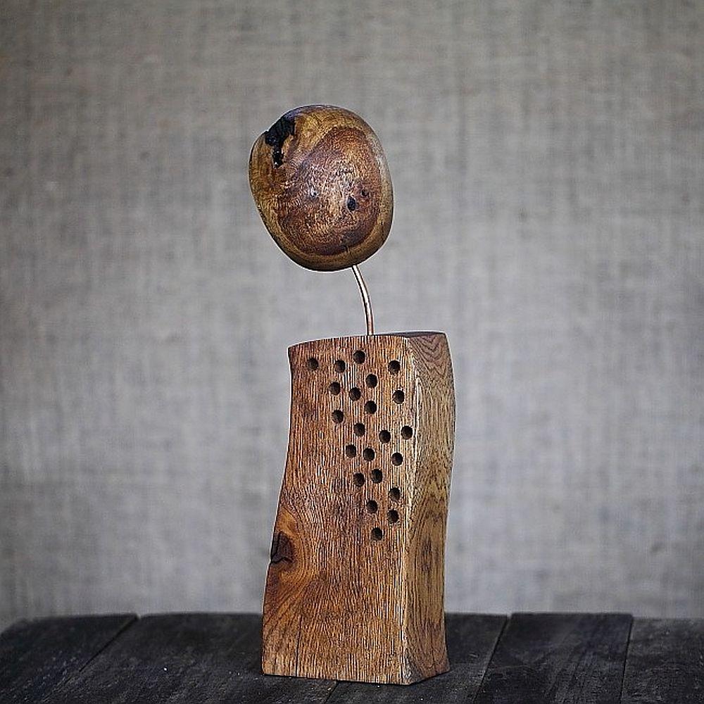adelaparvu.com despre farfurii, boluri lemn, sfesnice lemn, sculpturi lemn, design Love Things, artist Florin Constantinescu (15)