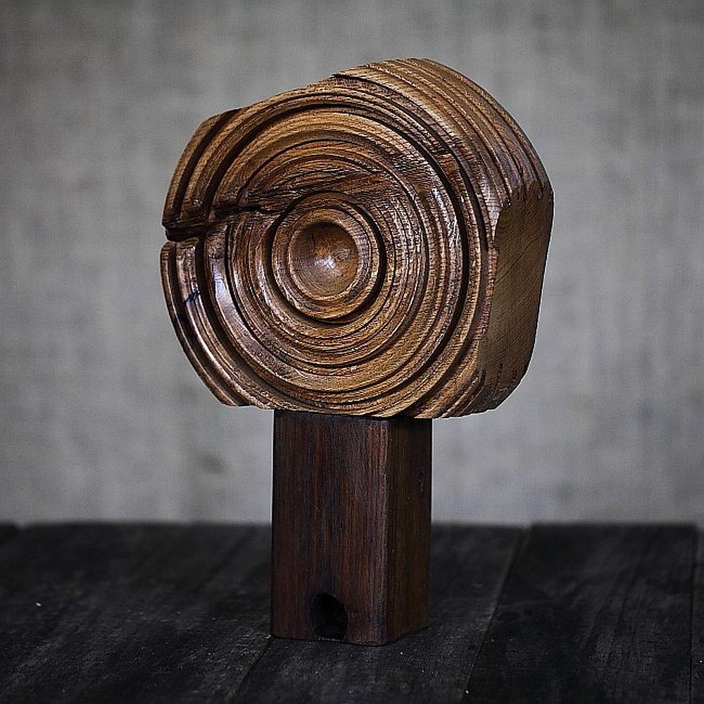 adelaparvu.com despre farfurii, boluri lemn, sfesnice lemn, sculpturi lemn, design Love Things, artist Florin Constantinescu (16)
