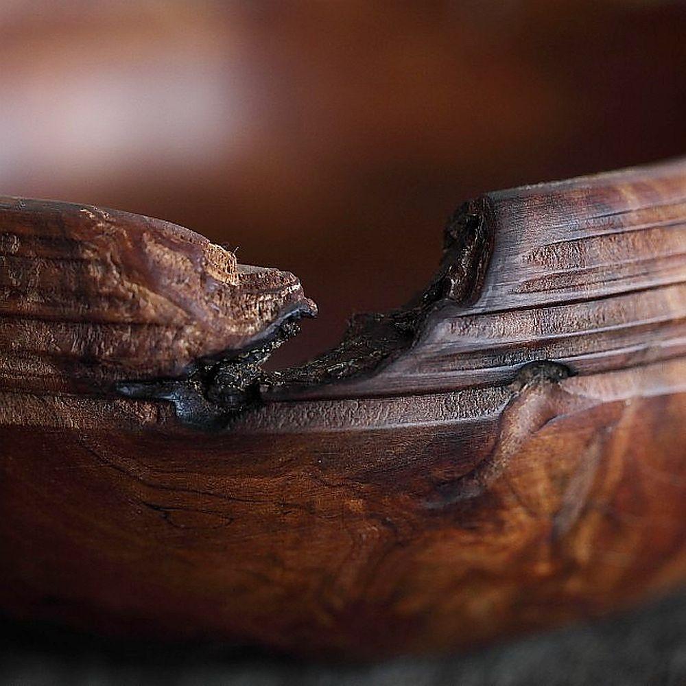 adelaparvu.com despre farfurii, boluri lemn, sfesnice lemn, sculpturi lemn, design Love Things, artist Florin Constantinescu (2)