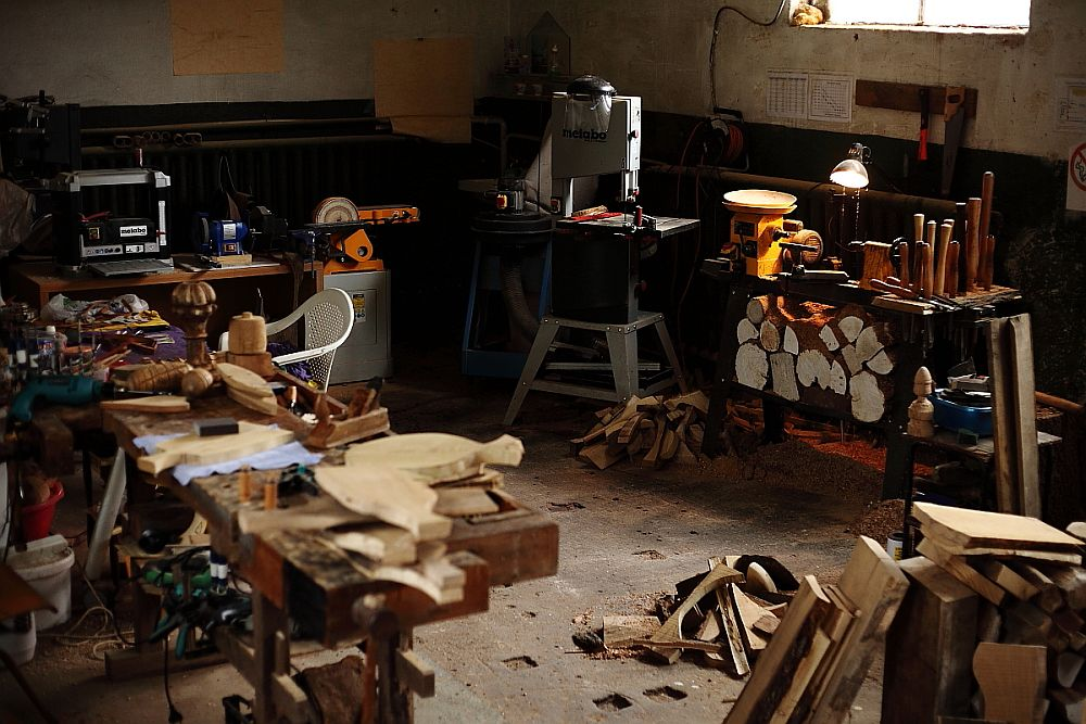 adelaparvu.com despre farfurii, boluri lemn, sfesnice lemn, sculpturi lemn, design Love Things, artist Florin Constantinescu (52)