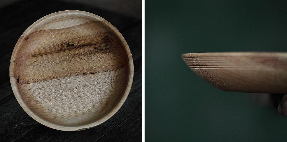 adelaparvu.com despre farfurii, boluri lemn, sfesnice lemn, sculpturi lemn, design Love Things, artist Florin Constantinescu (73)