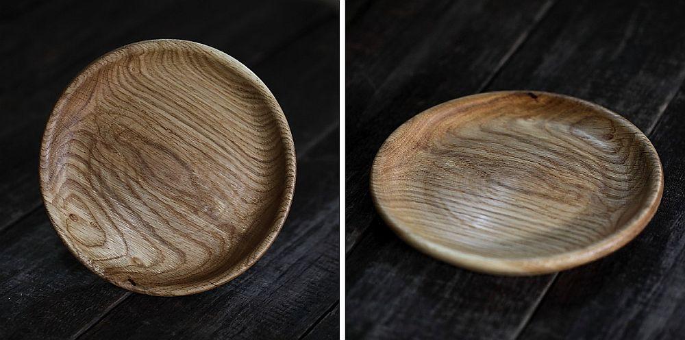 adelaparvu.com despre farfurii, boluri lemn, sfesnice lemn, sculpturi lemn, design Love Things, artist Florin Constantinescu (75)