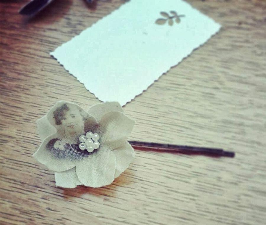 adelaparvu.com despre flori, frunze, pene de bumbac imprimate cu imagini vintage, artist Miranda van Dijk, Puur Anders (12)