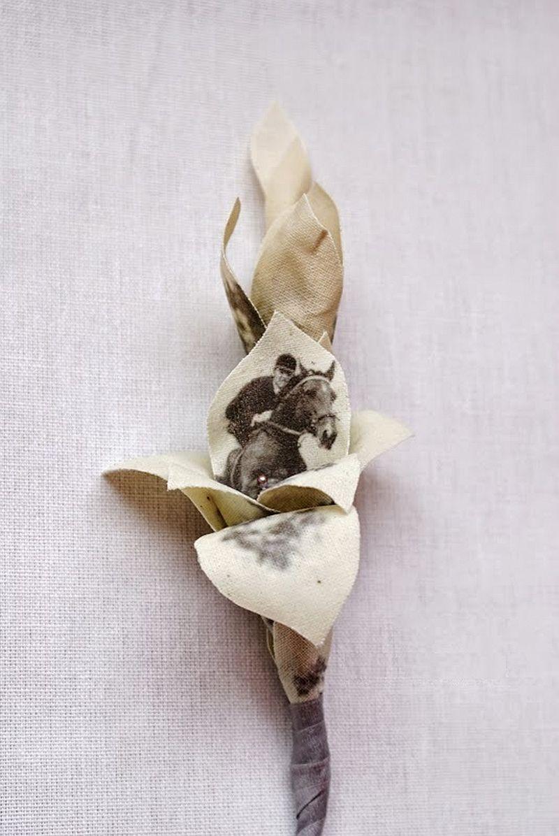 adelaparvu.com despre flori, frunze, pene de bumbac imprimate cu imagini vintage, artist Miranda van Dijk, Puur Anders (44)