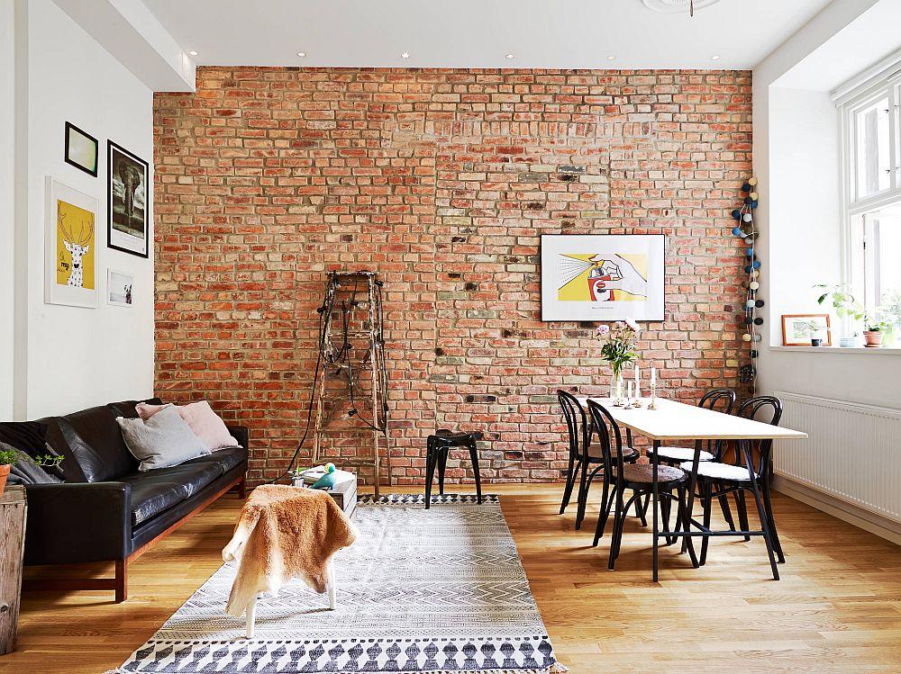 adelaparvu.com despre garsoniera de 32 mp cu loc de dormit la etaj, Foto Stadshem (12)