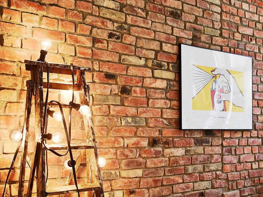 adelaparvu.com despre garsoniera de 32 mp cu loc de dormit la etaj, Foto Stadshem (3)