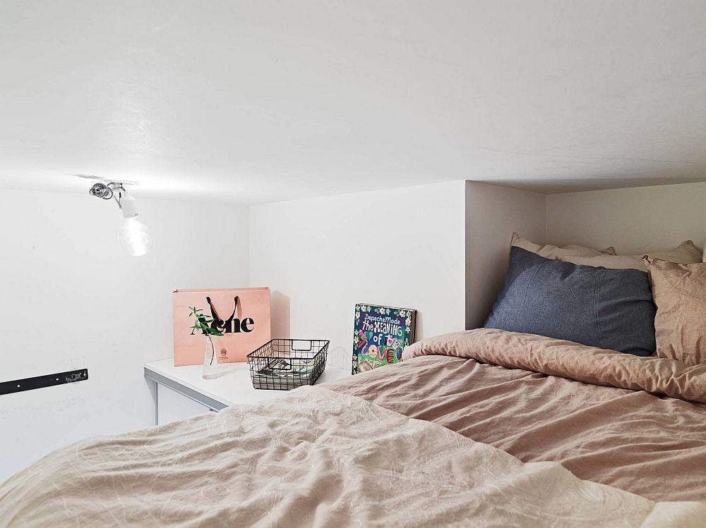 adelaparvu.com despre garsoniera de 32 mp cu loc de dormit la etaj, Foto Stadshem (9)