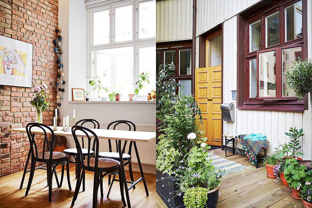 adelaparvu.com despre garsoniera de 32 mp cu loc de dormit la etaj, Foto Stadshem