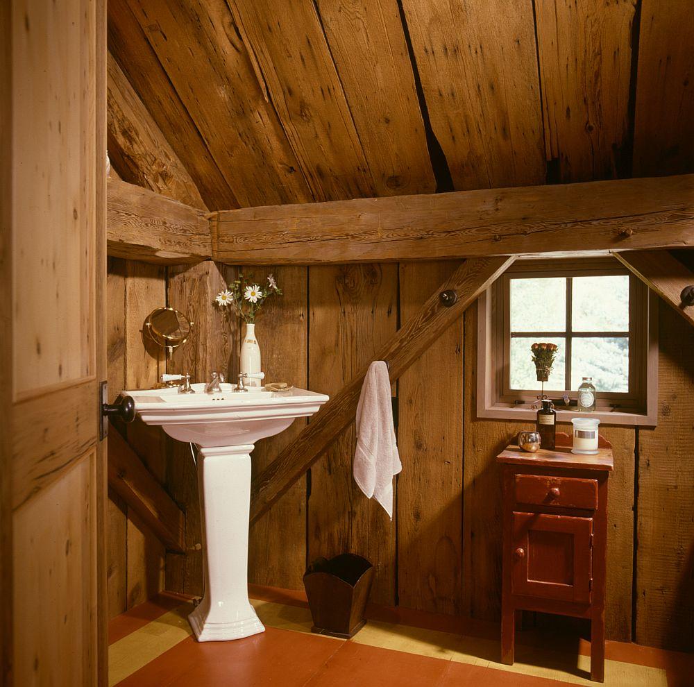adelaparvu.com despre hambar transformat in casa de vacanta, casa din lemn, casa americana, casa SUA, design Miller Architects (8)