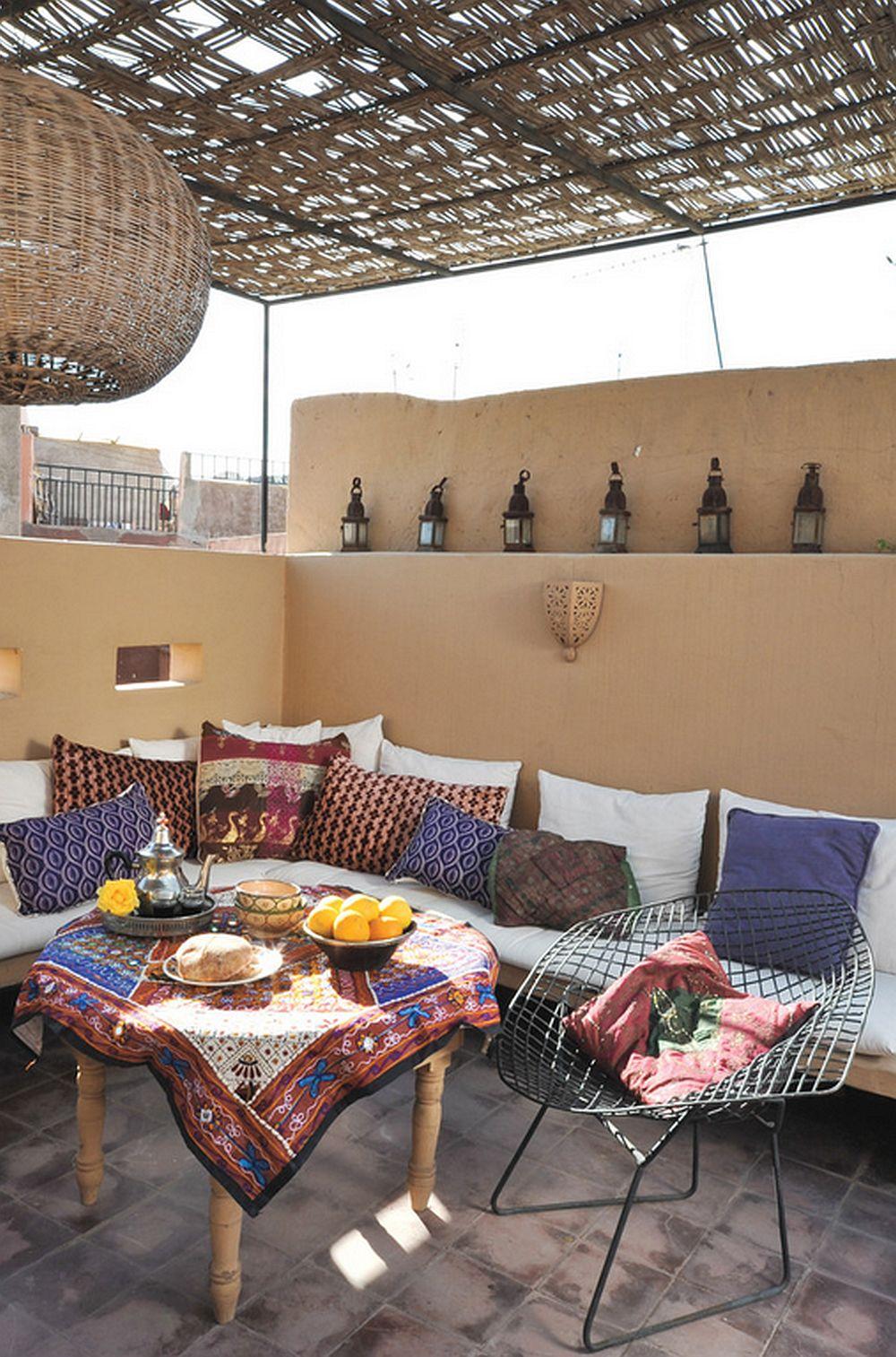 adelaparvu.com despre interioare marocane, cartea Marrakesh by Design (7)