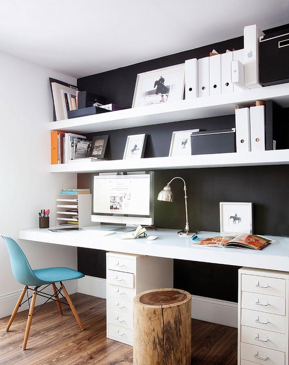 adelaparvu.com despre locuinta amenajata ca un loft, apartament Madrid, designer Maria Lopez (10)