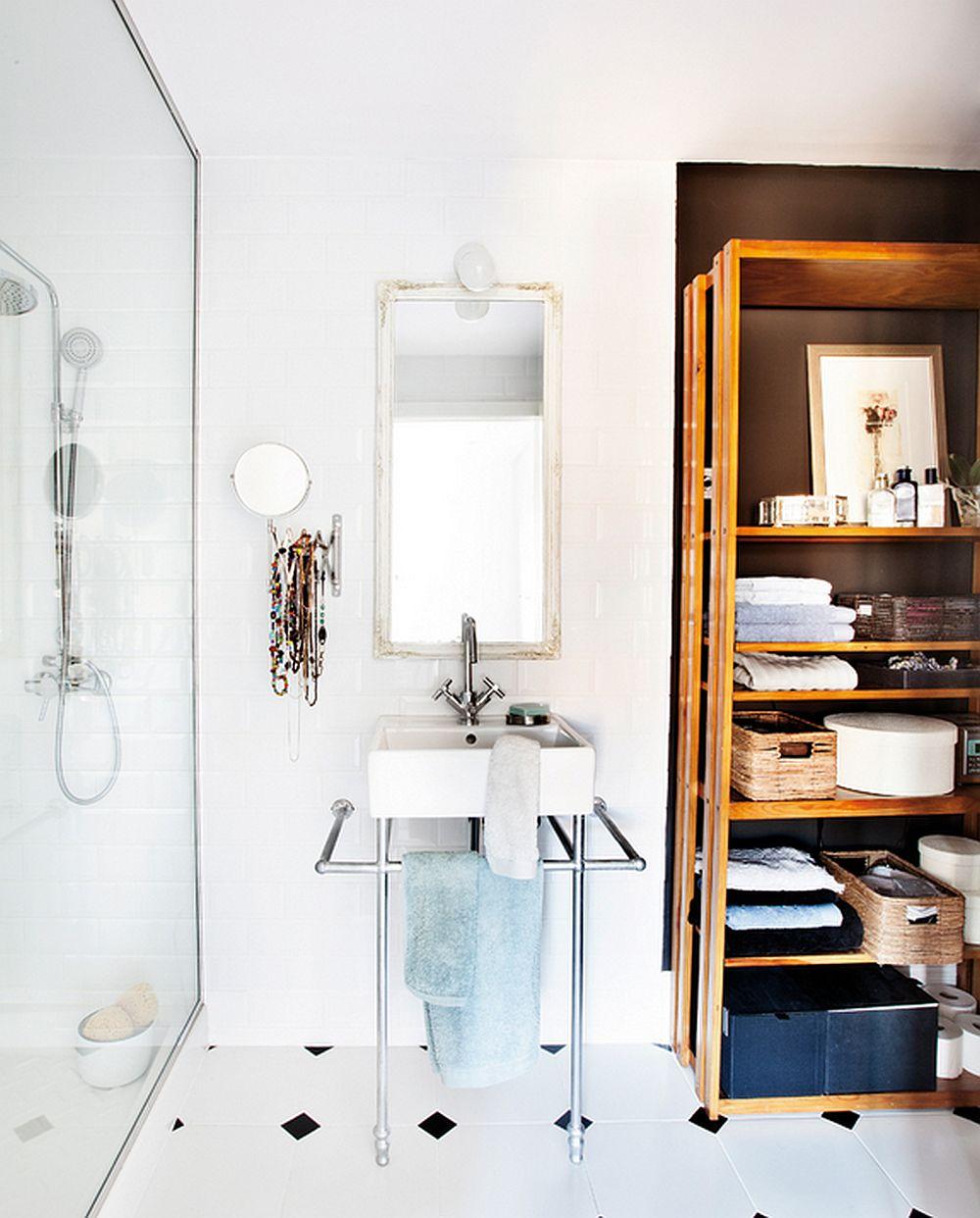 adelaparvu.com despre locuinta amenajata ca un loft, apartament Madrid, designer Maria Lopez (17)
